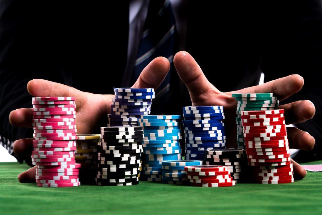 poker and betting machines